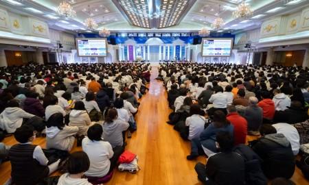 【2020孝情祝祭】天寶聖酒式與教育特別講座