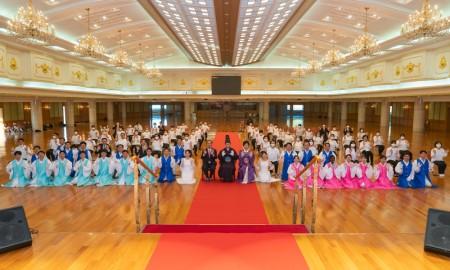 誠心地感謝各位參與「2020秋季孝情天寶特別大役事」的活動!