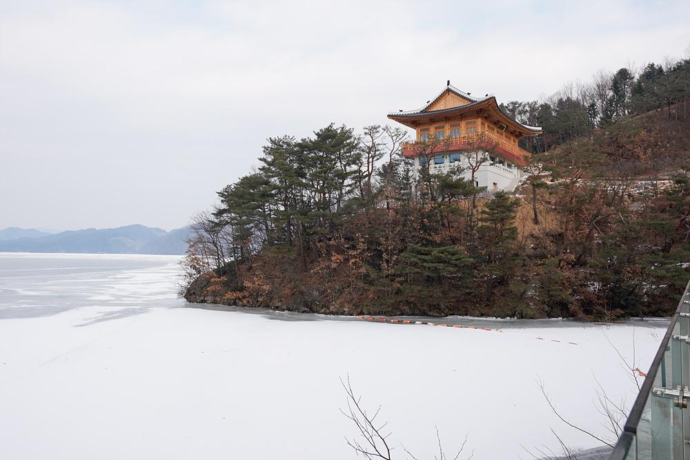 HJ天宙天寶修鍊苑冬季風景照 / 2021.01.28